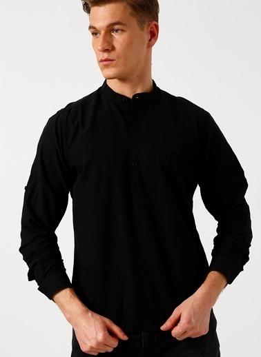 Bad Bear Gömlek Siyah